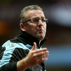 Lambert: Desperate for a win