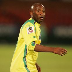 Peter Ndlovu: Seriously injured