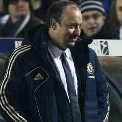 Benitez: Believes in hard work