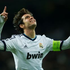 Kaka: Determined to shine