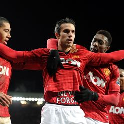 Van Persie: Can't stop scoring