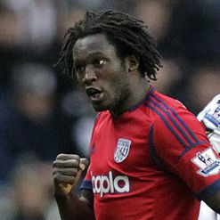 Lukaku: Has seven goals for the Baggies