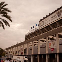 La Rosaleda: Home to Malaga