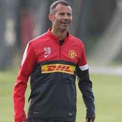 Ryan Giggs: Happy with United's progress