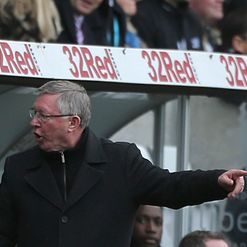 Fergie: Angered by Pardew&#39;s comments