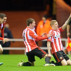 McClean (R): Netted the opening goal