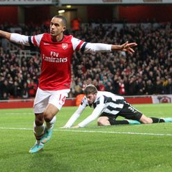 Walcott: At the double