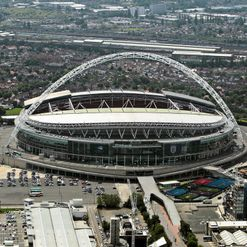 Wembley: Venue for the final?