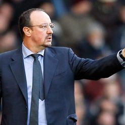 Benitez: English out of practice?