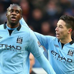 Toure: In a fighting mood