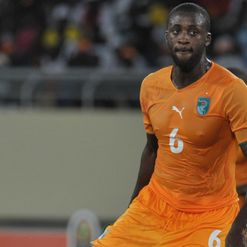 Toure: In a confident mood