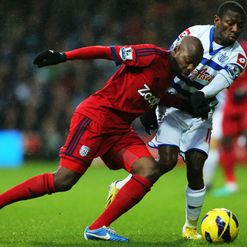 Youssouf Mulumbu and Shaun Wright Phillips