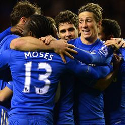 Torres: Back to his former glories