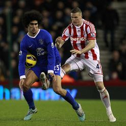 Fellaini: Lucky to avoid red