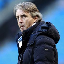 Mancini: Not happy
