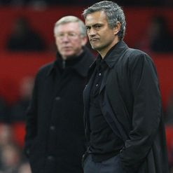 Mourinho: Old mates with Ferguson