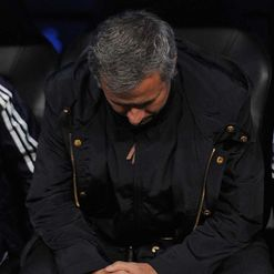 Mourinho: Giving up already?