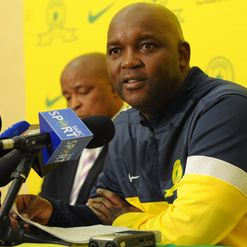 Mosimane: Can he hack it?