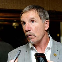 Baxter: Knows there&#39;s work to do