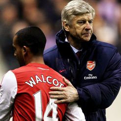 Walcott &amp; Wenger: At odds?