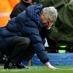 Wenger: Questioning himself