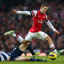 Wilshere: Almost back to his best