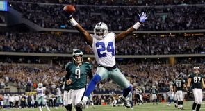 Morris Claiborne: Dallas cornerback was the first defensive player chosen
