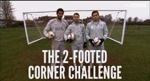 Two-Footed Corner Challenge - Bournemouth