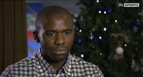 Special Christmas for Muamba