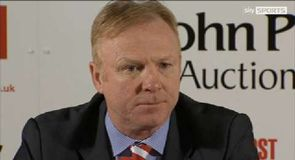 McLeish gunning for Premier League