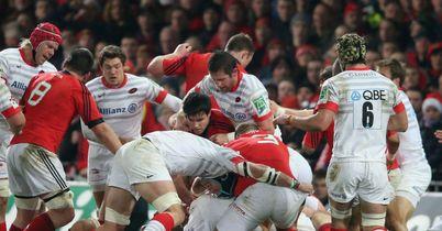Preview: Munster v Saracens