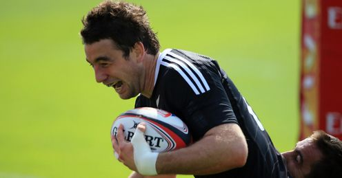 Kurt Baker New Zealand Dubai Sevens Dec 2012