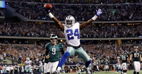 Top 10 NFL rookies