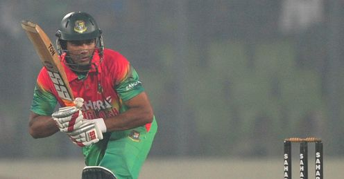 Mahmudullah Bangladesh v West Indies 4th ODI Dhaka