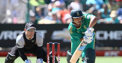 Henry Davids South Africa v New Zealand 3rd Twenty20 international St Georges Park Port Elizabeth