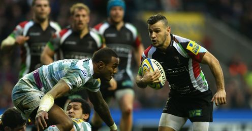 Danny Care Harlequins v London Irish Aviva Premiership Twickenham