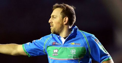 Alberto Di Bernardo Treviso Heineken Cup