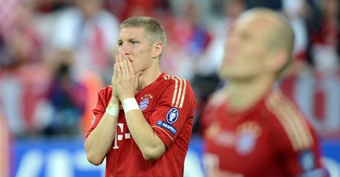 Bastian Schweinsteiger and his Bayern team-mates would love to avenge last season&#39;s final defeat, says Jeff