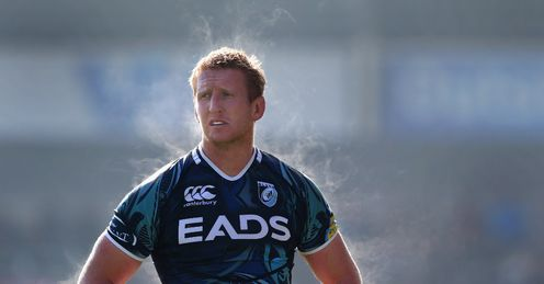Bradley Davies for Cardiff Blues