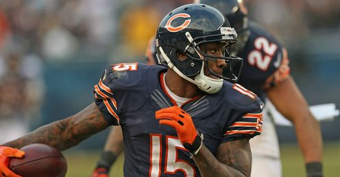 Brandon Marshall: Has been responsible for most of the Bears' offence in 2012