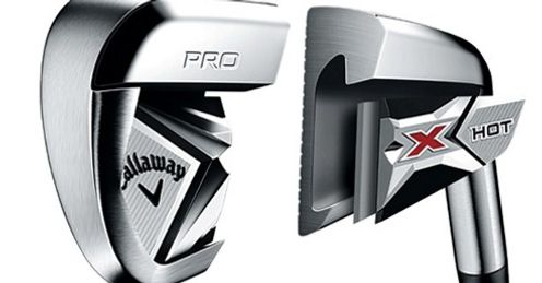 The Callaway technology that makes the X Hot Pro tick