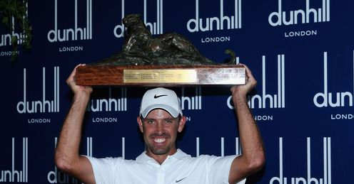 Charl Schwartzel: Another easy ride