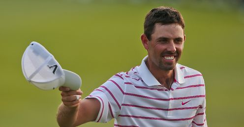 Schwartzel: Ends trophy drought