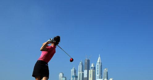 Emirates Golf Club: Venue for the season-ending Dubai Ladies Masters