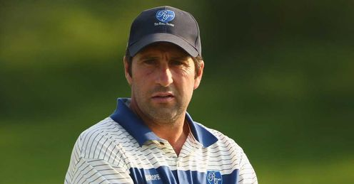 Jose Maria Olazabal: Once is enough