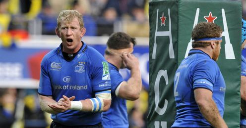 Leinster s lock Leo Cullen