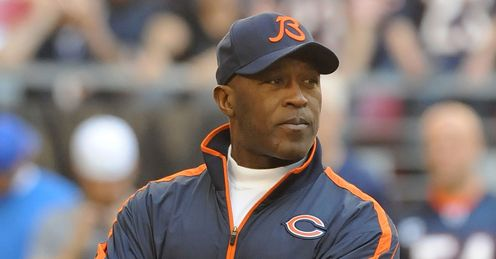 Lovie Smith: Position could come under threat if the Bears don't make the play-offs