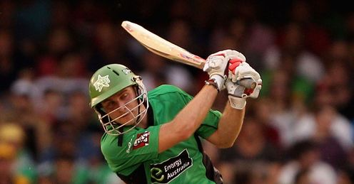 Luke Wright Melbourne Stars