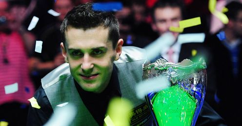 Selby: the Leicester potter can celebrate UK win and no1 status after a tough year