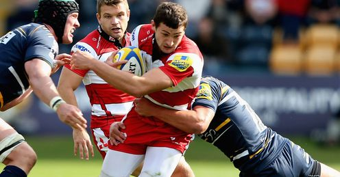  Jonny May - Gloucester Aviva Premiership